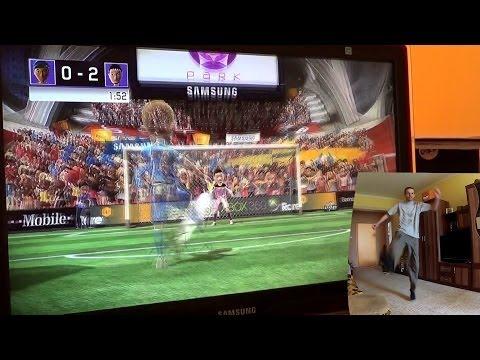 Kinect móka 03 - Foci