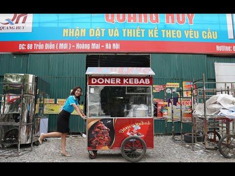 +15 Mẫu Xe Bánh Mì Thổ Nhĩ Kỳ Bền Đẹp Giá Rẻ Nhất Tại Quang Huy
