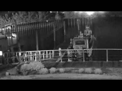 Suffolk County Police have released this video of two people they say illegally entered a marina and untied boats in Port Jefferson in April.