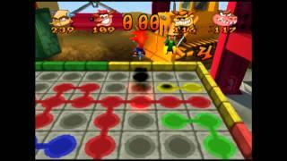 Pogo-A-Gogo - Trophy - Crash Bash - 200% Playthrough (Part #20)