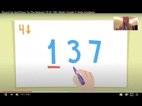 Using Place Value To Round