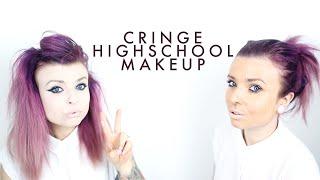 One of Helen Anderson's most viewed videos: CRINGEY HIGHSCHOOL MAKEUP