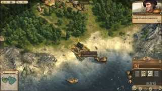 Anno 1404 Gameplay (PC HD) [1080p]