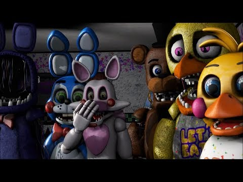 SFM FNAF Series: Old Memories (Full Season 2)