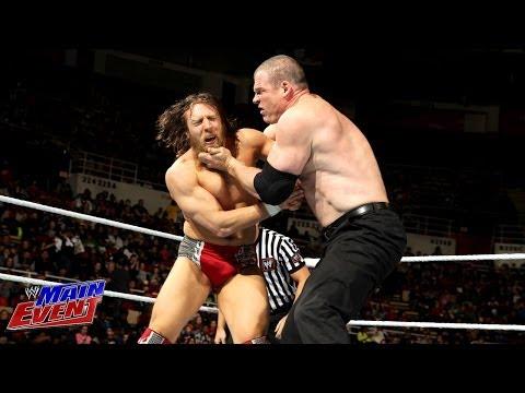 Daniel Bryan vs. Kane: WWE Main Event,...