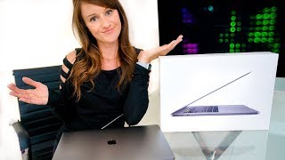 Unboxing My $8000 MacBook Pro