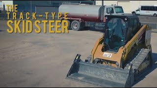 The Track-Type Skid Steer - Dig This Las Vegas