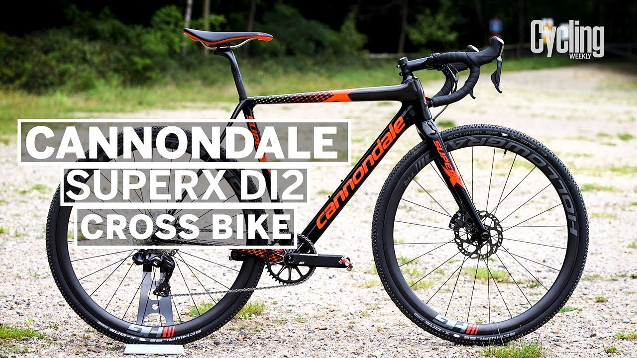 92f242a6239 Cannondale SuperX Di2 | Cyclocross | Cycling Weekly - YouTube