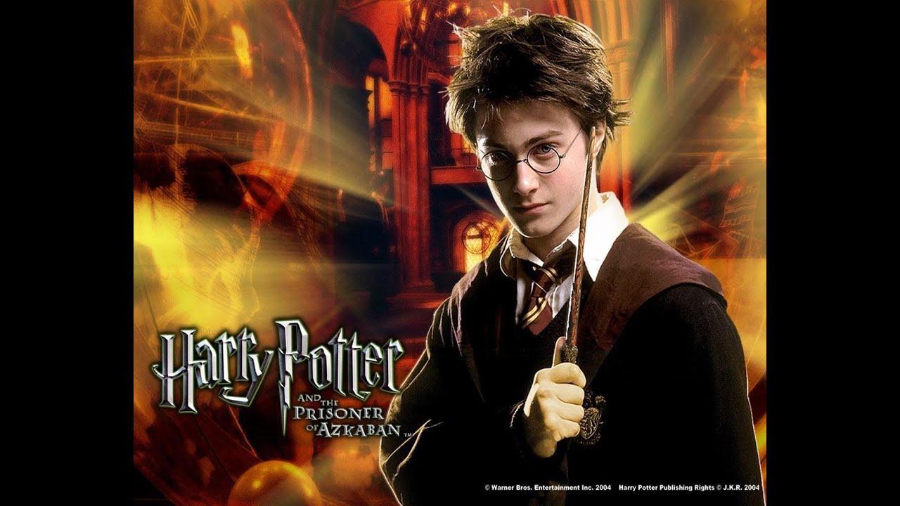 Гарри Поттер и Узник Азкабана №2-Заклинание Карперетрактум ...
