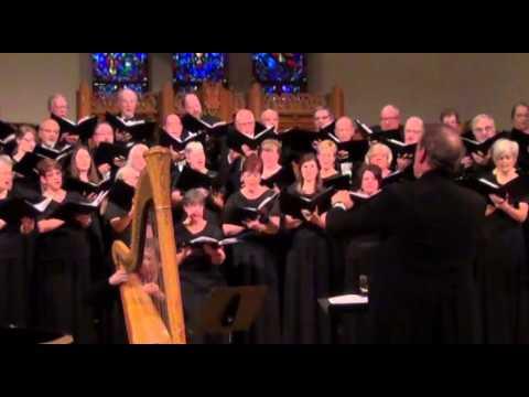 Din Don! Merrily on High-from Seven Joys of Christmas-Kirke Mechem