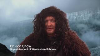 Weehawken school closing announcement compilation