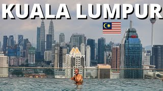 16 THINGS TO DO IN KUALA LUMPUR (MALAYSIA) TRAVEL GUIDE