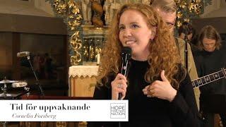 Tid för ett uppvaknande - predikan av Cornelia Forsberg