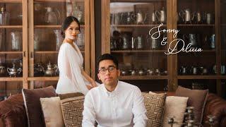 Delicia & Sonny Wedding