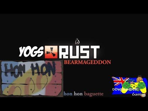 Rust - Barry's Server - Bearmageddon