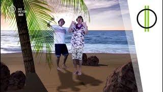 Hawaii-i Nyár 2020 – 23 éves dal, új klip az Animal Cannibalstől