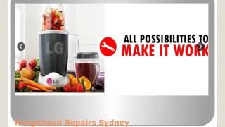rangehood repairs sydney