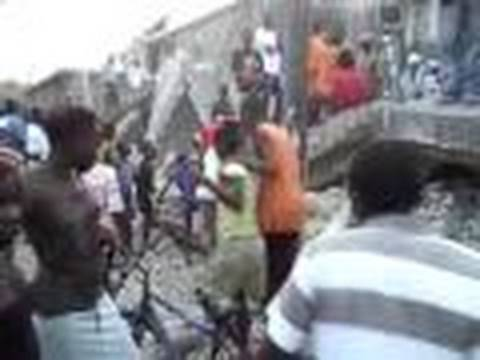 Haiti Earthquake Total Destruction Kills Thousands Of People...