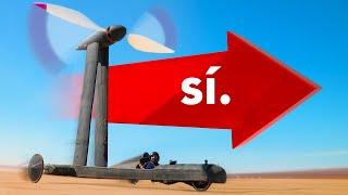 Puse en Riesgo mi Vida para Probar un Debate de Física | Veritasium en español