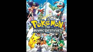 Pokémon Black and White Rival Destinies full song english