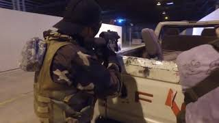 Airsoft at Gamepod Combat Zone April 29, 2018