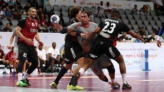 الشوط الأول | لخويا 27 - 22 الأهلي الإماراتي | البطولة الآسيوية لكرة اليد2016