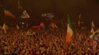 THE VERVE - bitter sweet symphony - Glastonbury 2008 (HD)