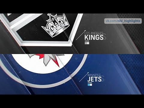 Los Angeles Kings vs Winnipeg Jets Oct 9, 2018 HIGHLIGHTS HD