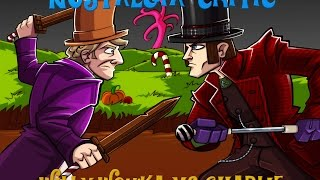 Old vs New: Willy Wonka vs Charlie - Nostalgia Critic