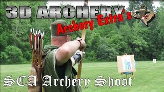3D Archery - SCA Archery Shoot