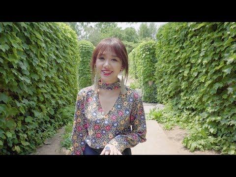 """Hari Won [ Daily ] - Du lịch Hàn Quốc - Hát live """"Yêu không hối hận"""""""