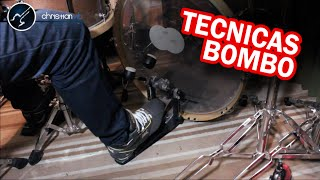 Tecnicas para Pedal de Bombo | Clases de Bateria