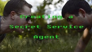 Creating a Secret Service Agent