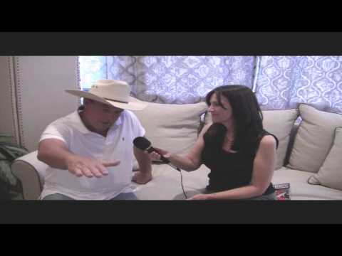 Sammy Kershaw interviewed by Shannon McCombs in Nashville