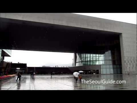National Museum of Korea in Seoul, South Korea