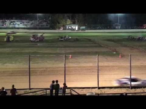 Jackson Motor Speedway Factory Stock Heat #3 4/15/17