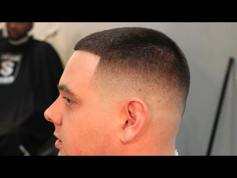 How To: Stretched Mid Fade by Chuka The Barber