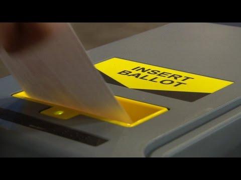 California tests ballot box of the future