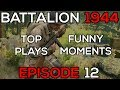 EU PUGS OPEN FOR BUSINESS | Battalion 1944 Top Plays & Funny Moments #12