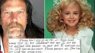 Convicted Paedophile Says He Killed JonBenet Ramsey