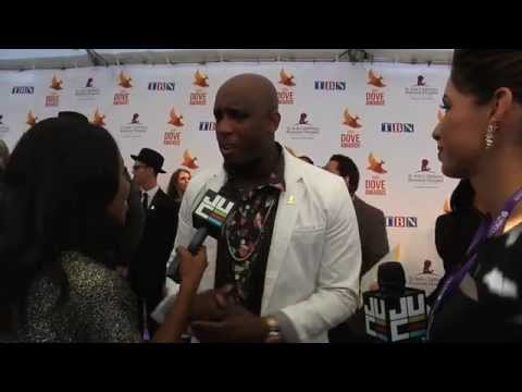 Derek Minor at the Dove's Red Carpet