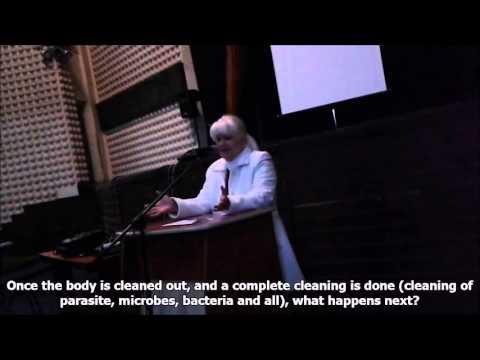 Quantum-Space Medicine Clinic - Tamarinda Maassen - Ezoteric Fest Conference (English Subtitle)