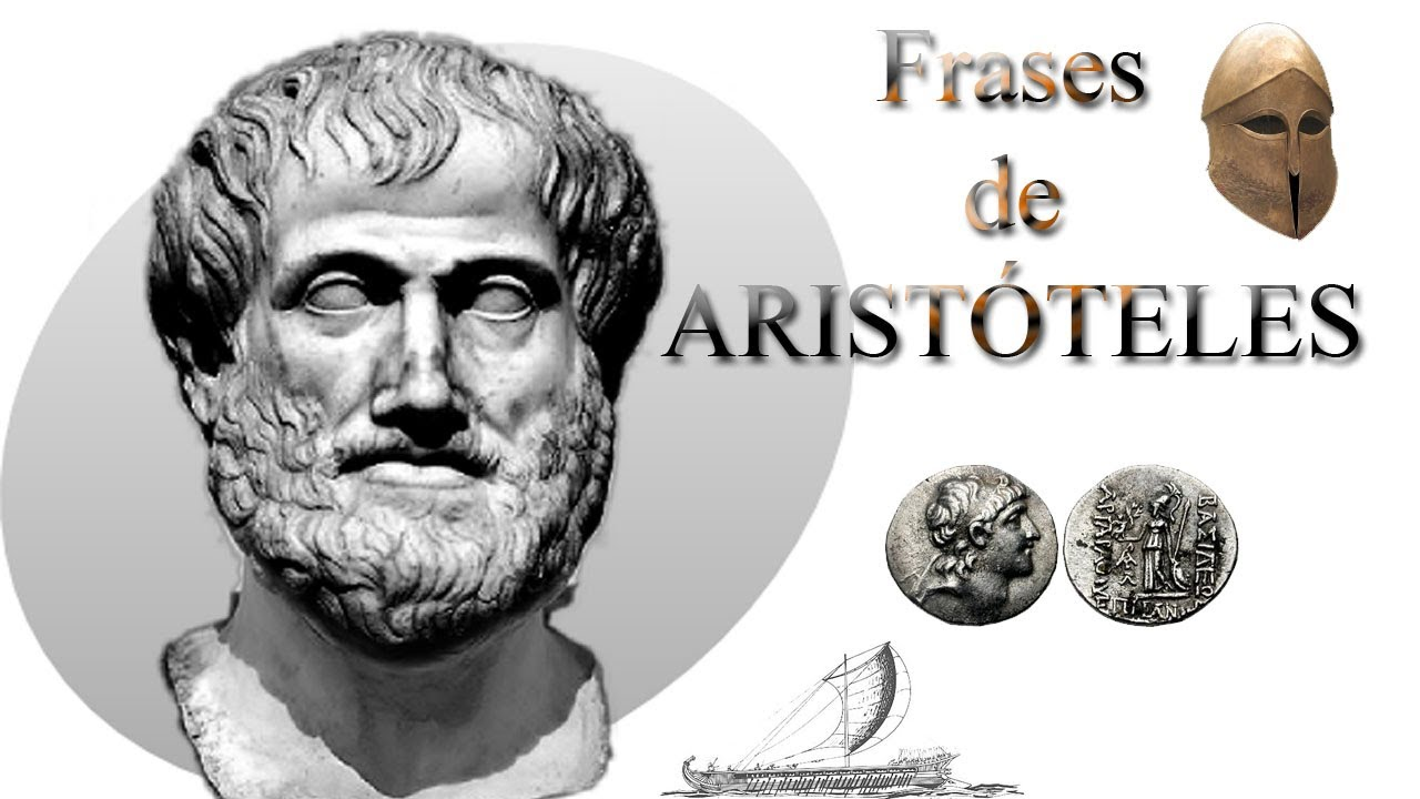 Frase De Brusli: Frases De Aristóteles