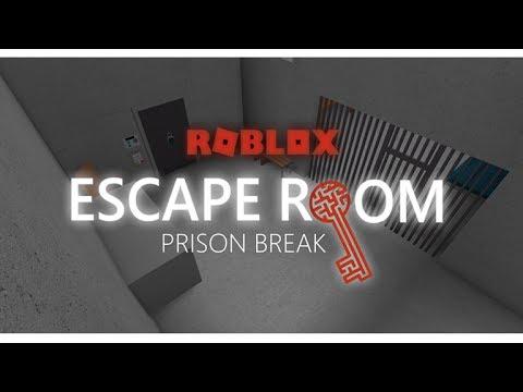 How To Escape Prison In Escape Room Roblox
