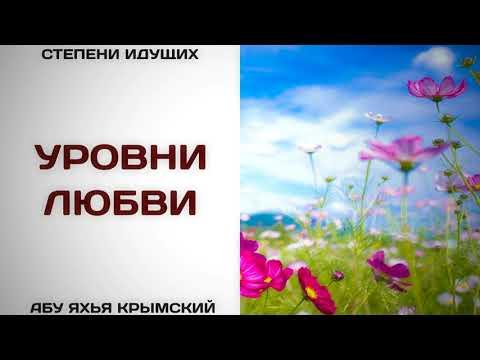 107. Уровни любви || Абу Яхья Крымский