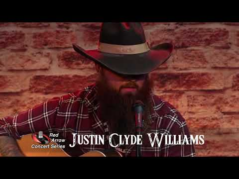 Justin Clyde Williams live on the Red Arrow Concert Series