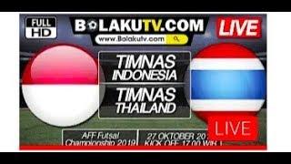•LIVE•final futsal INDONESIA VS THAILAND AFF CHAMPIONSHIP