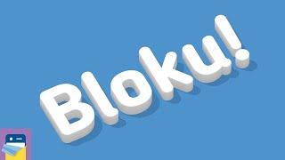Bloku!: iOS / Android Gameplay Walkthrough (by Abdullah Firat)