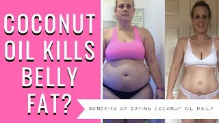 How to Take Coconut Oil to Lose Weight - Benefits of Eating Coconut Oil Daily!