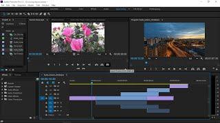 [Hướng dẫn] Bài 1: Làm quen giao diện Adobe Premiere Pro CC 2015